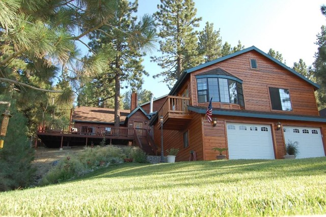 Single Family Home for Sale at 5312 Chaumont Drive Wrightwood, California 92397 United States