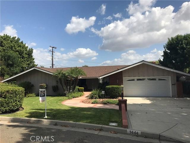 1444 Kensington Drive, Fullerton, CA, 92831