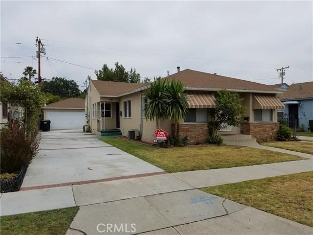 Single Family Home for Rent at 2442 Repetto Avenue W Montebello, California 90640 United States