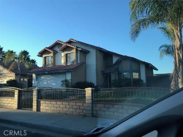 独户住宅 为 销售 在 24604 Ormista Drive Moreno Valley, 92553 美国