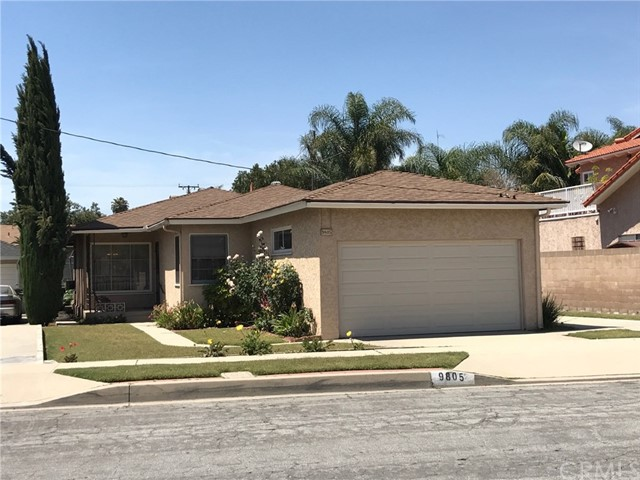 9805   Stamps Avenue , DOWNEY
