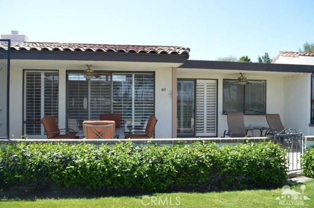 Photo of home for sale at 60 San Sebastian Drive, Rancho Mirage CA