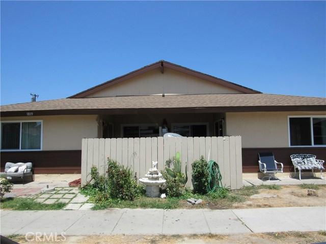 1819 E Grove Avenue, Orange, California
