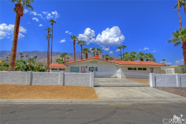 1988 Avery Drive Palm Springs, CA 92264 - MLS #: 217023724DA