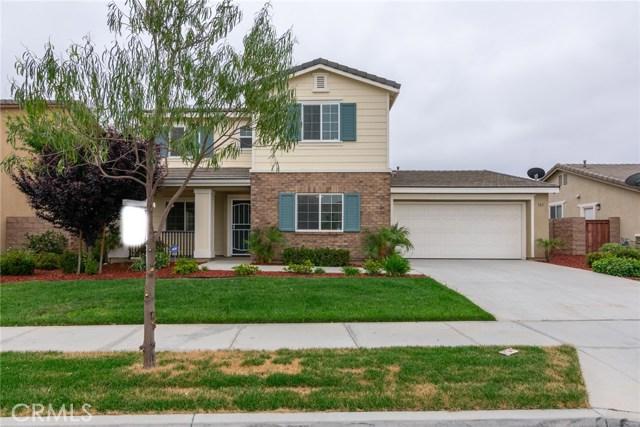 321 Fieldrush Street, Hemet, CA, 92543