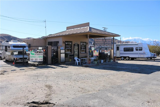 Single Family for Sale at 51607 Twentynine Palms Morongo Valley, California 92256 United States
