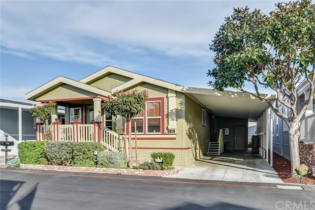 16400 Saybrook Lane Unit 46 Huntington Beach, CA 92649 - MLS #: OC18004557