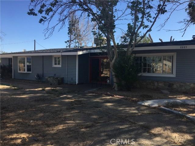 8885 Peach Avenue Hesperia, CA 92345 - MLS #: RS18110350