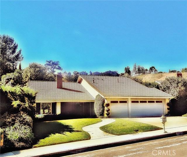 15373 Feldspar Drive, Chino Hills CA 91709