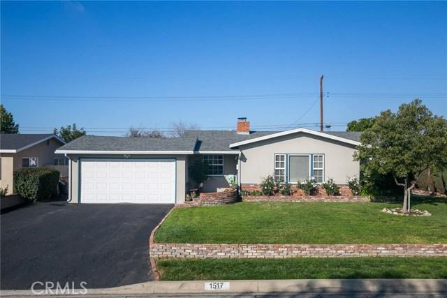1517 Bruning Avenue, Glendora, CA 91740