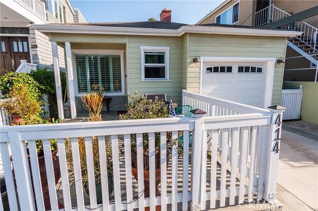 414 28th Street, Hermosa Beach CA 90254