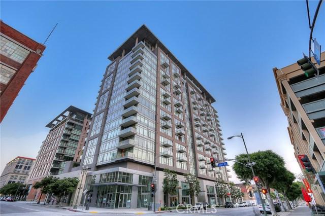 1100 S Hope Street Unit 1206 Los Angeles, CA 90015 - MLS #: CV17142999