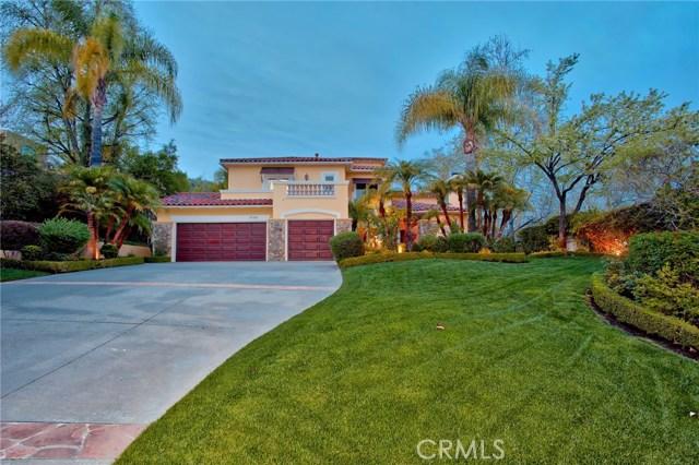 Single Family Home for Sale at 31161 Via Consuelo Coto De Caza, California 92679 United States