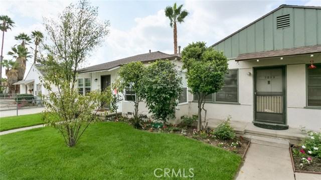 7857 Claybeck Avenue Sun Valley, CA 91352 - MLS #: BB17222576