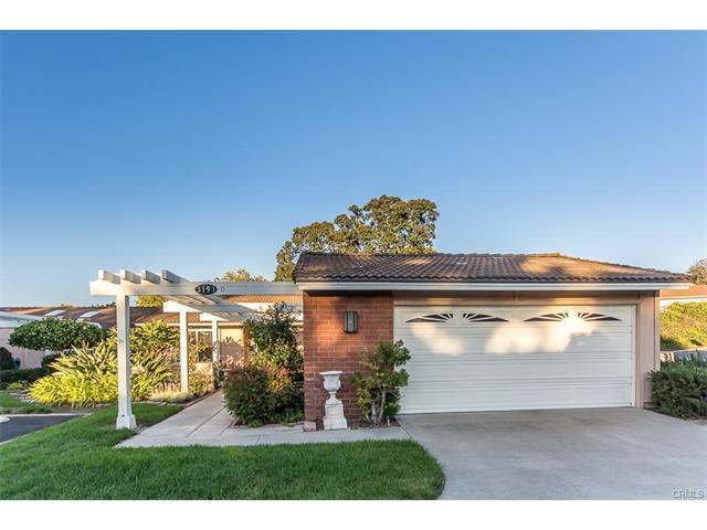 Condominium for Rent at 3191 Via Buena Laguna Woods, California 92637 United States