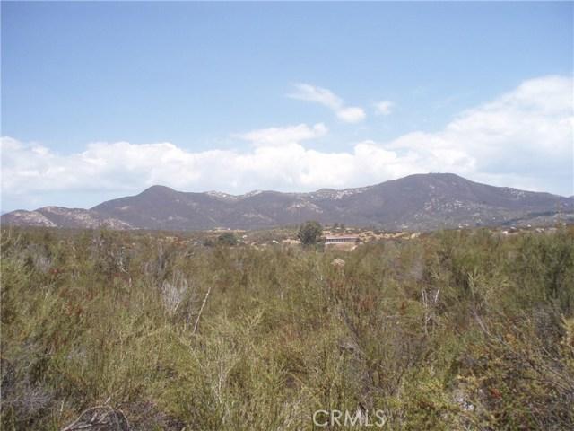0 Taffel Ranch Road Sage, CA 92544 - MLS #: SW17182301