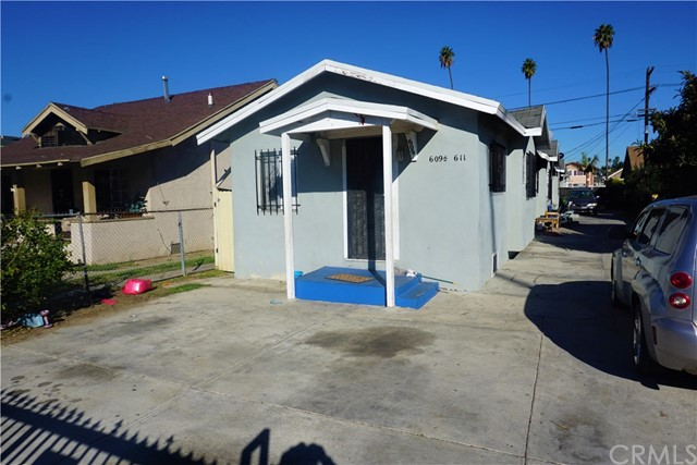 609 W 62nd Street Los Angeles, CA 90044 - MLS #: DW18063320