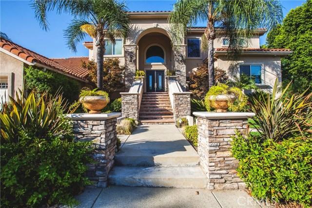 Casa Unifamiliar por un Venta en 10732 Boulder Canyon Road Alta Loma, California 91737 Estados Unidos