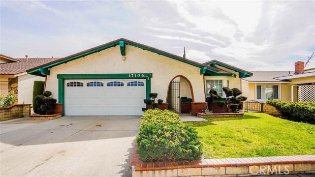 Photo of 17106 Stowers Avenue, Cerritos, CA 90703