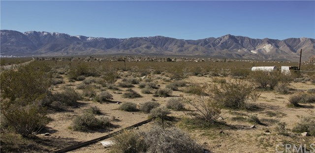 Land for Sale at 1 Crystal Creek Road Lucerne Valley, 92356 United States