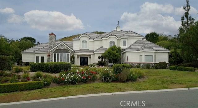 Single Family Home for Rent at 23761 Via Roble Coto De Caza, California 92679 United States