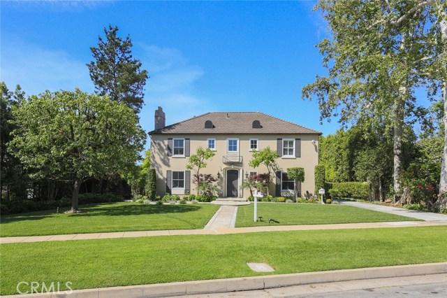Single Family Home for Sale at 865 Chester Avenue San Marino, California 91108 United States