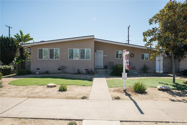 Single Family Home for Sale at 2126 Center Street E Anaheim, California 92806 United States