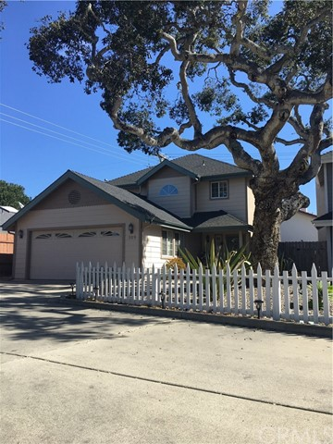 309  Alder Street, Arroyo Grande in San Luis Obispo County, CA 93420 Home for Sale