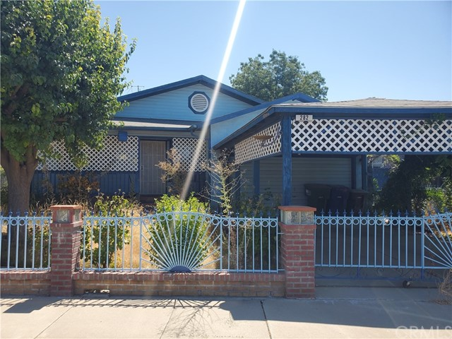Detail Gallery Image 1 of 9 For 282 S Zarate Ct, Planada,  CA 95365 - 2 Beds | 1 Baths