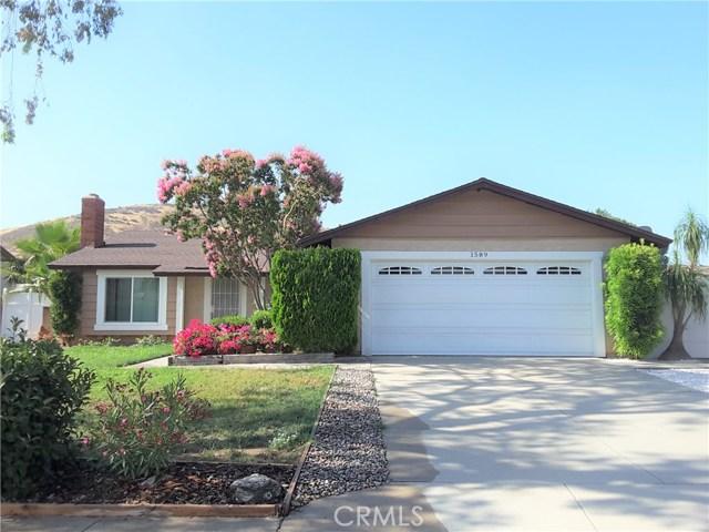 1589 Fullerton Drive San Bernardino CA 92407