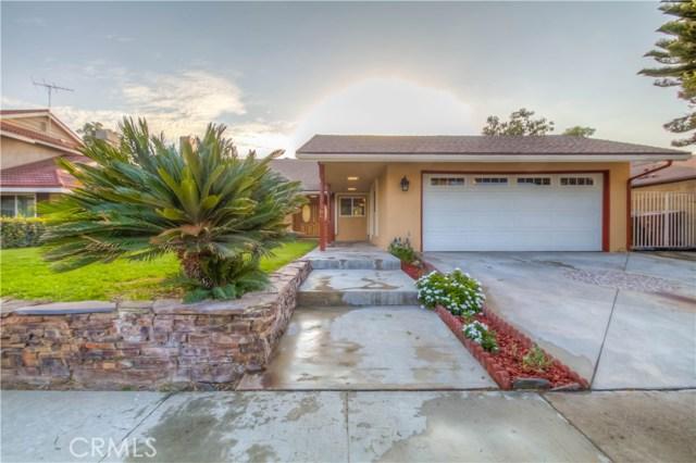 327 N Redrock Street  Anaheim CA 92807