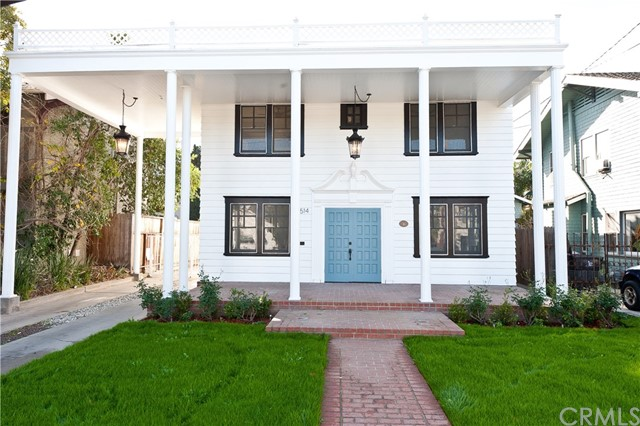 Single Family Home for Sale at 2514 E 5th Street 2514 E 5th Street Long Beach, California 90814 United States