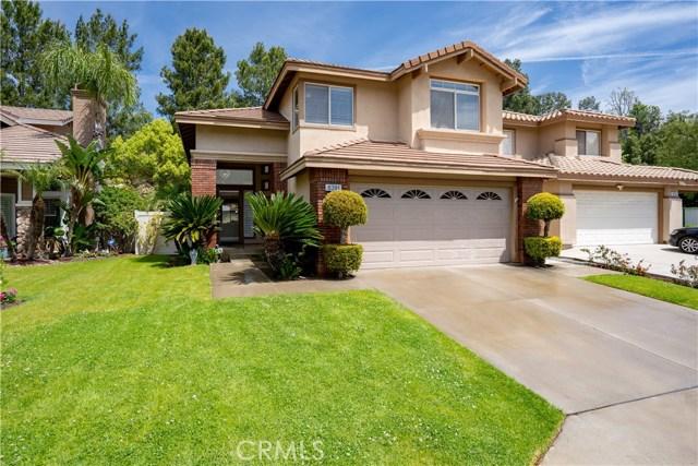 8391 E Quiet Canyon Court, Anaheim Hills, California