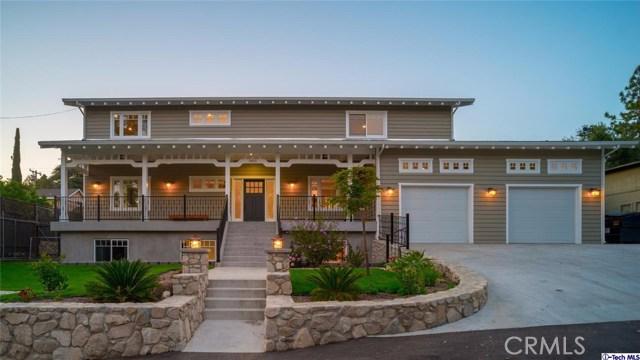 Single Family Home for Sale at 2455 Kemper Avenue La Crescenta, California 91214 United States