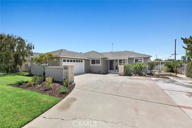 1522 Harmony Lane, Fullerton, CA, 92831