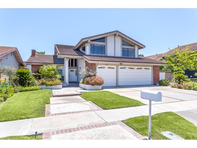 Single Family Home for Sale at 18836 Mount Cimarron Fountain Valley, California 92708 United States
