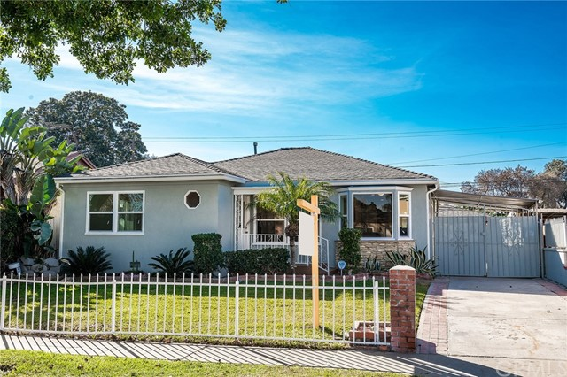 319 S Bradfield Avenue Compton, CA 90221 - MLS #: DW18032291