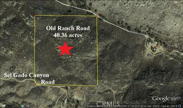 0 Old Ranch Road, Hemet, CA, 92544