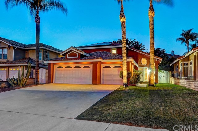 13342 Eagle Canyon Drive Chino Hills, CA 91709 is listed for sale as MLS Listing CV18056643