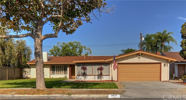 961 Ambridge Street, Anaheim, CA, 92806