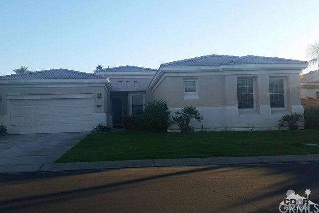 Photo of home for sale at 43688 Bordeaux Drive, La Quinta CA