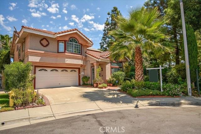 7649 Dickens Court, Rancho Cucamonga, California
