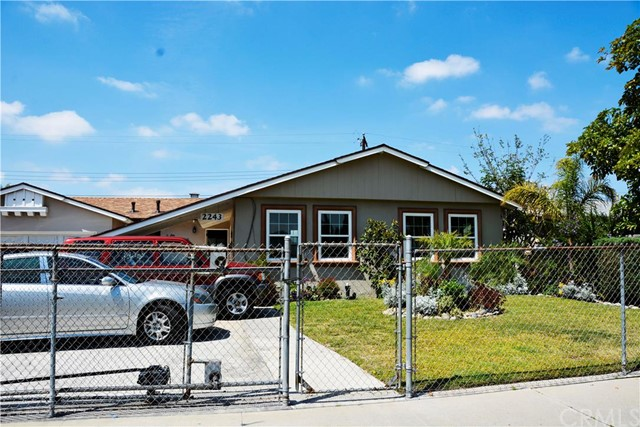 Single Family Home for Rent at 2243 East La Palma St Anaheim, California 92806 United States