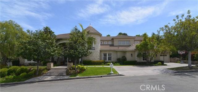 Casa Unifamiliar por un Venta en 5100 E Copa De Oro Drive Anaheim Hills, California 92807 Estados Unidos