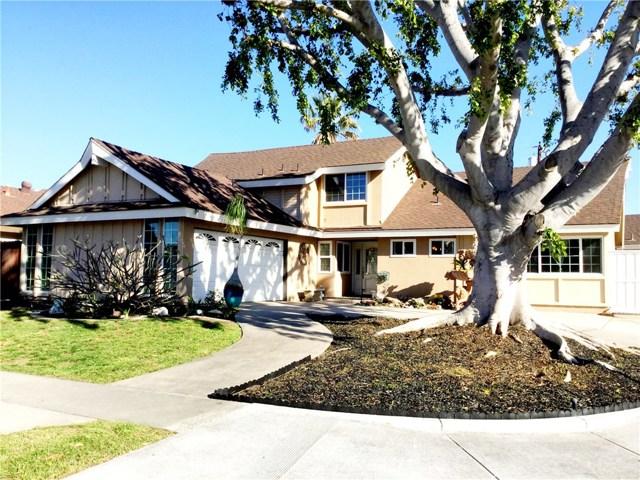 Single Family Home for Sale at 13192 Laburnum Drive Tustin, California 92780 United States