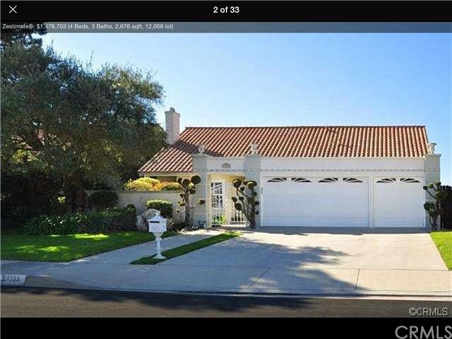 Single Family Home for Rent at 29323 Stadia Hill Lane Rancho Palos Verdes, California 90275 United States