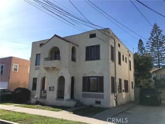 Quadraplex for Sale at 761 Walnut Avenue 761 Walnut Avenue Long Beach, California 90813 United States