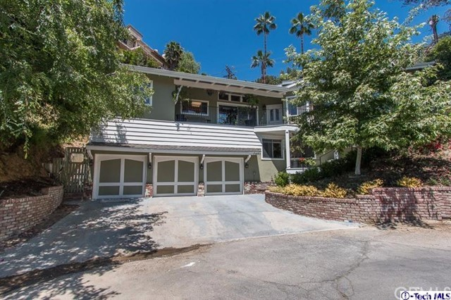 Single Family Home for Sale at 767 Cavanagh Road Glendale, California 91207 United States