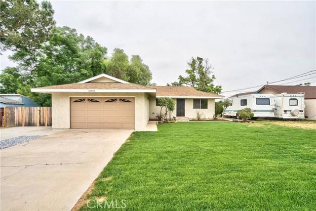 Single Family Home for Sale at 18409 Bohnert Avenue Rialto, California 92377 United States