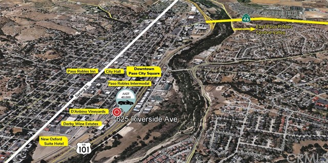 Property for sale at 625 Riverside Avenue, Paso Robles,  California 93446